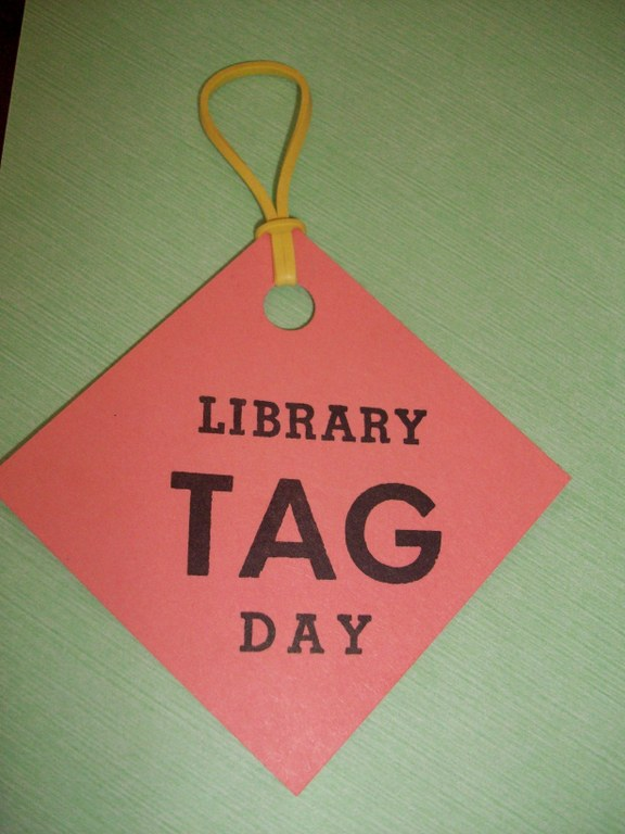 Library Tag