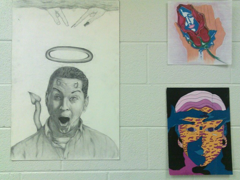 SEPT ART DISPLAY